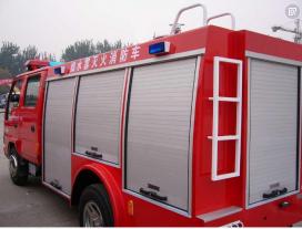 """微型消防车在晋江上线了!""""小家伙""""迷你可爱还有……"""