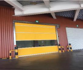 快速卷帘门厂家介绍快速卷帘门的使用环境与控制方式