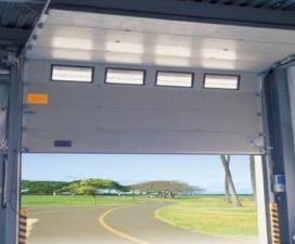 自动PVC快速门有哪些性能-上海快速卷帘门